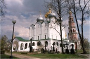 Novodevichy Convent Excursion